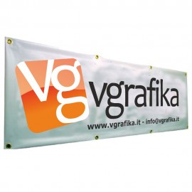 Banner in PVC da 450 gr.