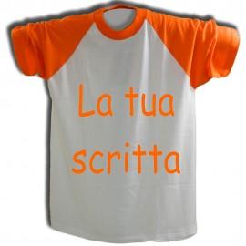 T-shirt bicolore