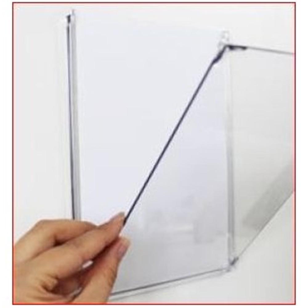 Espositore per muro o vetro